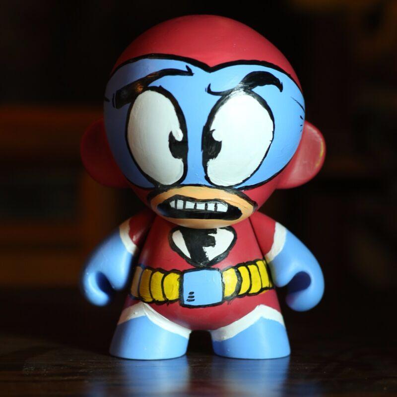 Game Grumps Custom Munny Figure by Arin