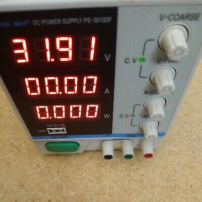 Ps-3010df 0-10a Dc Regulated Power Supply Adjustable 4-digital Led Display Sale