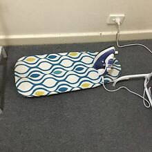 IRON + IRONING BOARD New Lambton Heights Newcastle Area Preview
