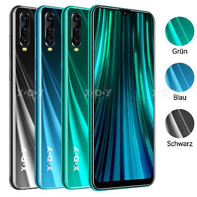 """2020 Neu 6,6"""" Android 9.0 Smartphone Handy Ohne Vertrag Dual SIM Quad Core A90"""