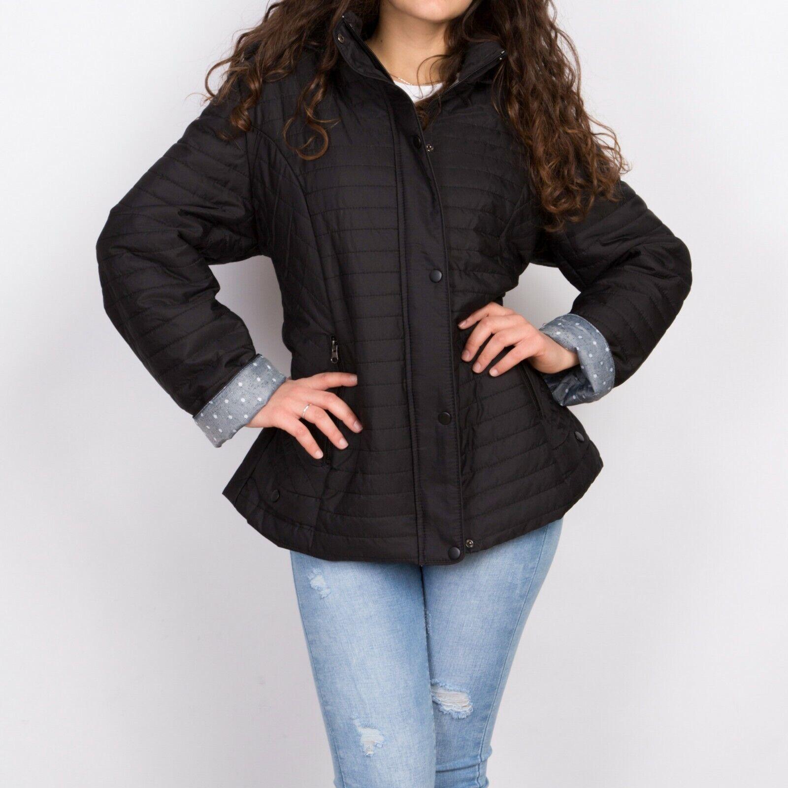 quality design ffa9b 92dbf Piumino donna giubbotto giacca 100 grammi leggero taglie ...