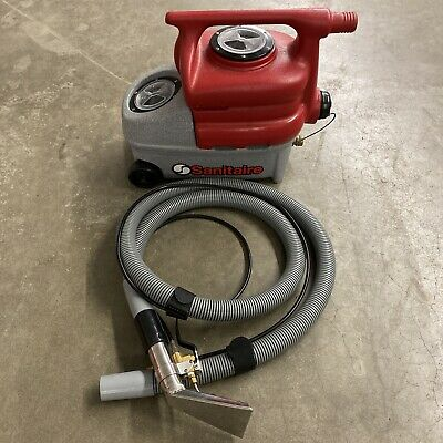Sanitaire Sc6070 By Electrolux Spotter Carpet Extractor Upholstery Spot Cleaner