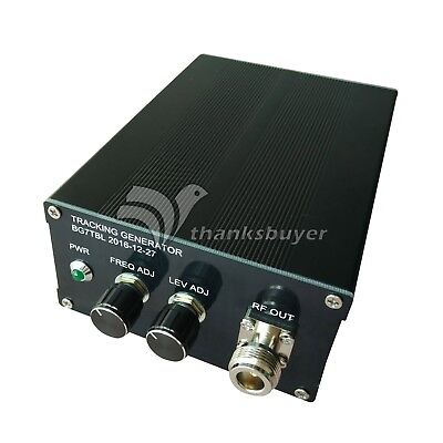 Ms2601 Ms610 Anritsu Command Spectrum Analyzer Track Generator Source 50k-1.8g