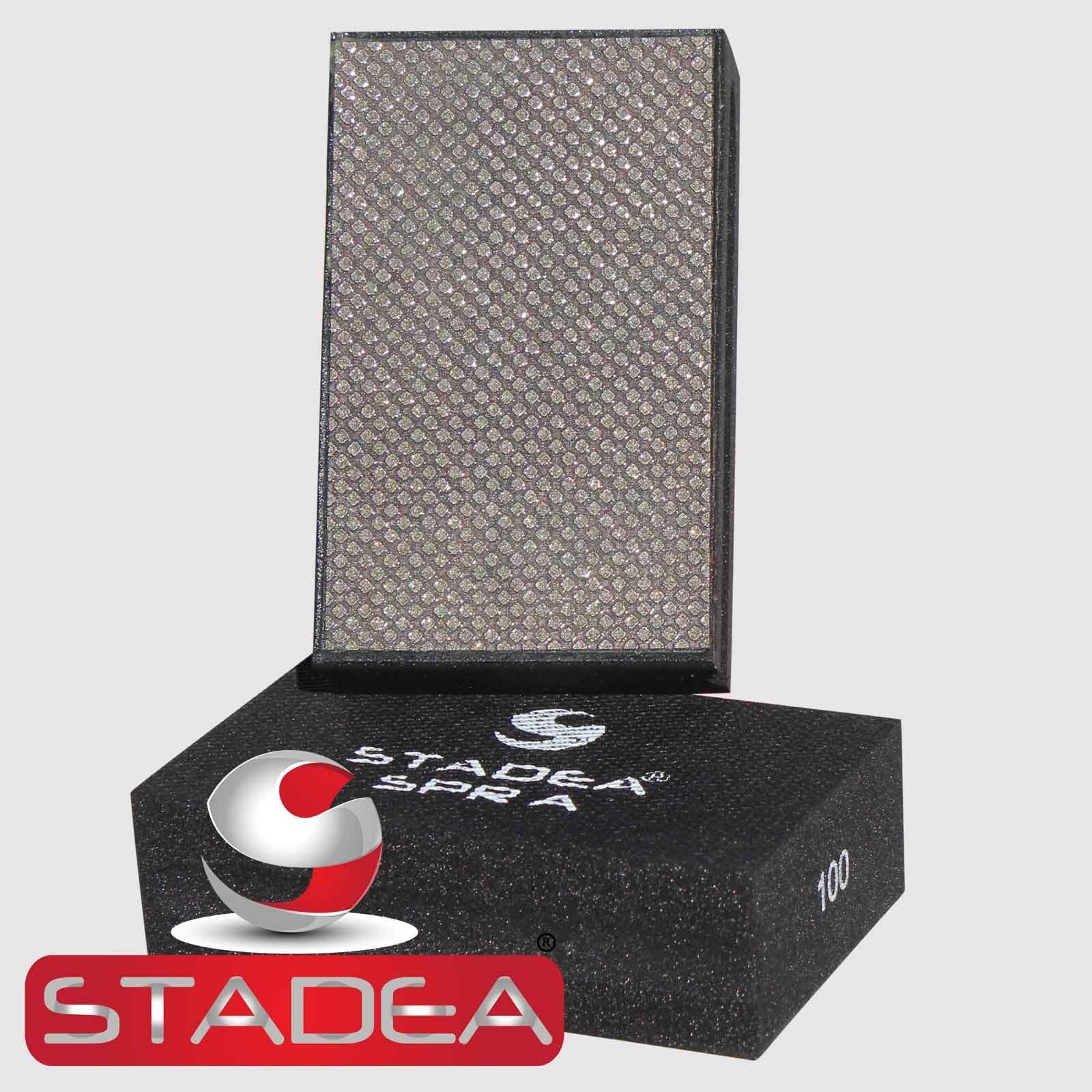 Stadea Diamond Hand Polishing Pads Set For Granite