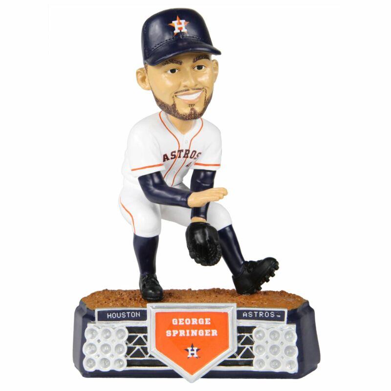 George Springer Houston Astros Stadium Lights Special Edition Bobblehead MLB