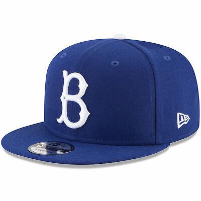 5943f58a Brooklyn Dodgers B New Era MLB Snap 9FIFTY Snapback Hat Cap - Los Angeles  LA 950