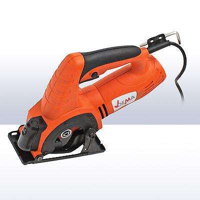 918240 Mini Handkreissäge Laser 600 Watt Kreissäge 22mm Tauchsäge