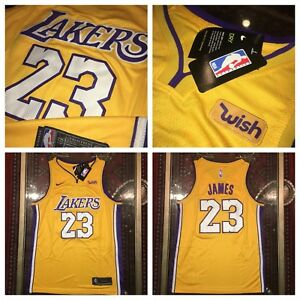 LeBron James lakers jerseys