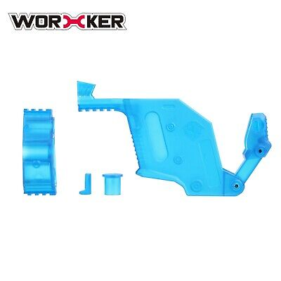 Worker4Nerf  Kriss Vector Imitation ABS Kit for  Nerf Stryfe