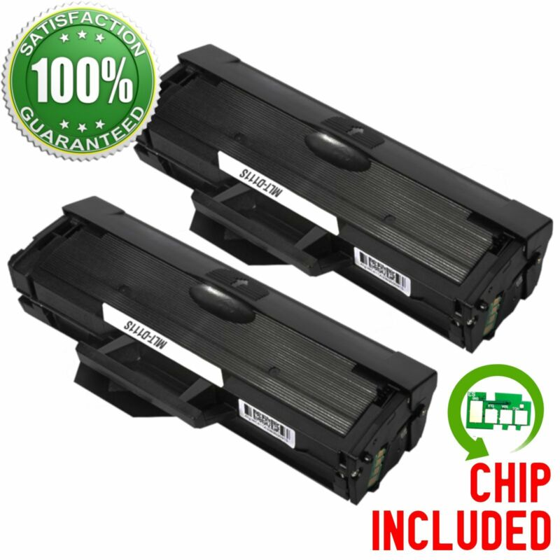 2PK MLT-D111S Toner Cartridge For Samsung 111S  M2020W M2024W M2070FW M2070W