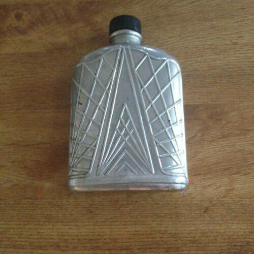 Vintage Stainless Steel Flask