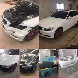 Affordable Quality Autopainting and Detailing