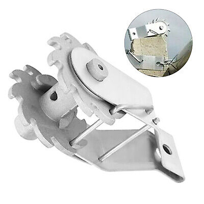 24pack Electric Farm Fence Ratchet Wire Strainer Kits Tensioner In-line Ratchet