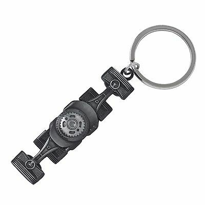 Official Subaru BOXER Engine Key Tag Keyring Key Chain Genuine Wrx Sti Impreza +