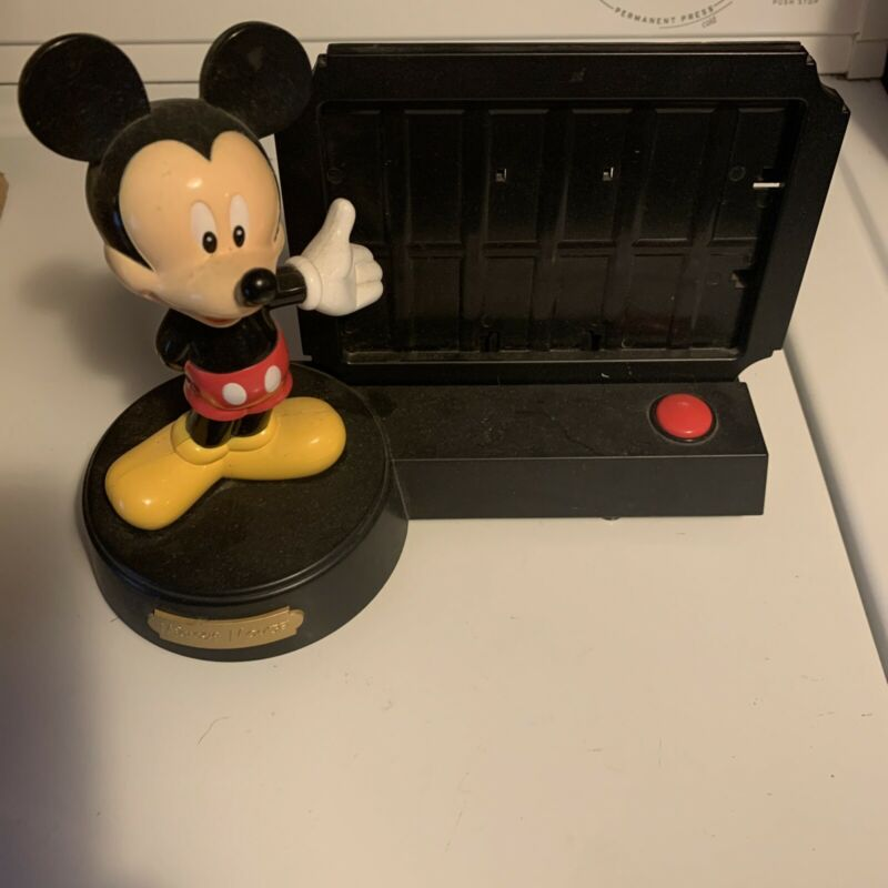 Mickey Mouse Talking picture frame Disney