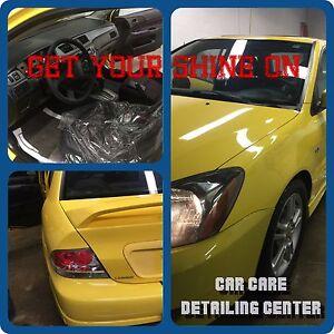 Car Care Detailing Center