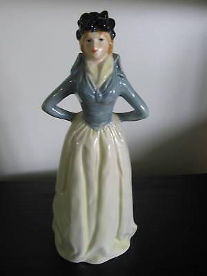 Goebel IMPATIENCE 1800 Fashions on Parade Figurine