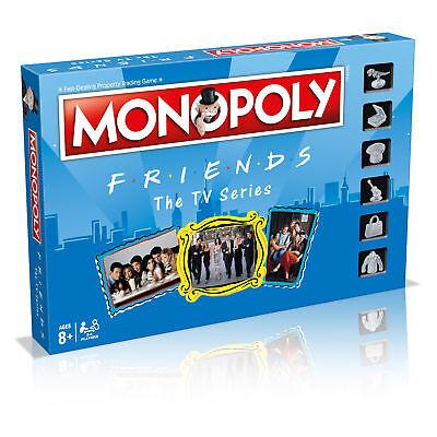 Monopoly Friends F.R.I.E.N.D.S Spiel Gesellschaftsspiel Brettspiel Englisch