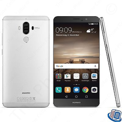 Unlocked Huawei Mate 9 MHA-L29 64GB Space Gray Android GSM Smartphone
