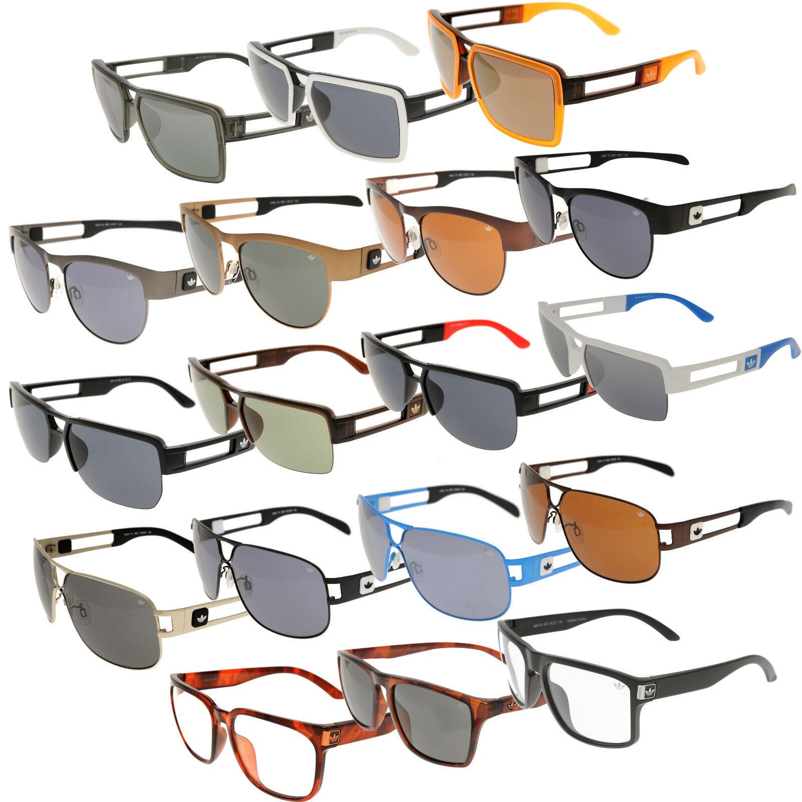 Adidas Originals Sonnenbrille Herren Getönt Klar 18 Modelle Brille NEU Geschenk