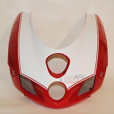 Ducati 999 - Mesa Adhesivo Delantero Largo Xerox Style - Racing Calcomanías