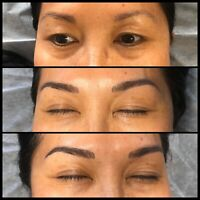 Brow Promo! Limited time $299 + HST