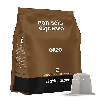 50 capsule compatibili Nespresso - Orzo - Il caffè Italiano