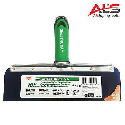 Usg Sheetrock 10 Offset Drywall Taping Knife - New