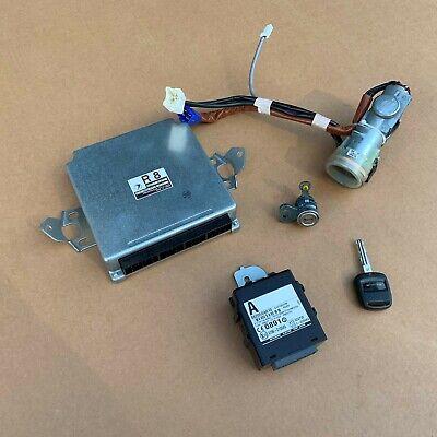 Subaru Impreza GG Ignition Barrel Key Lock ECU Computer Transponder 22611 AL270