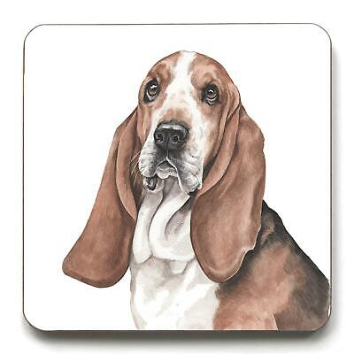 Waggy Dogz Basset Hound Perro Cachorro Hecho en el Ru Regalo Calidad...
