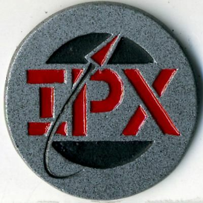 B5 Babylon 5 IPX Polyurethane Lapel Pin  - Inter Planetary Expeditions