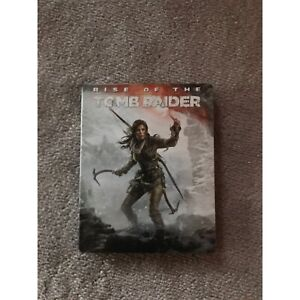 Rise of the tomb raider steal case Keilor Brimbank Area Preview