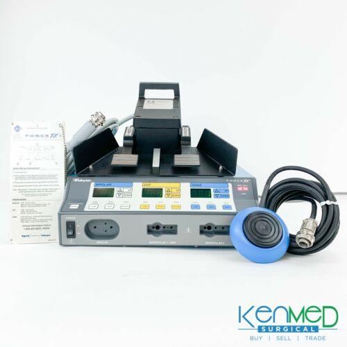 Valleylab Force FX-C Electrosurgical Generator Monopolar & Bipolar Foot Pedal