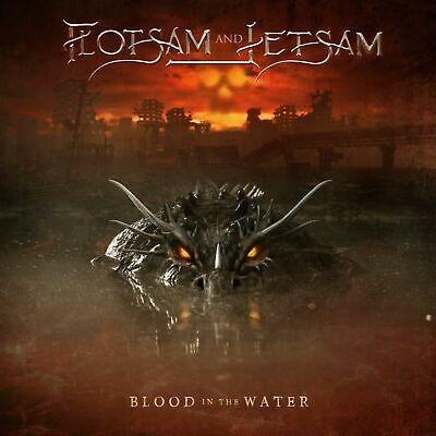 FLOTSAM AND JETSAM - Blood In The Water DIGI CD NEU