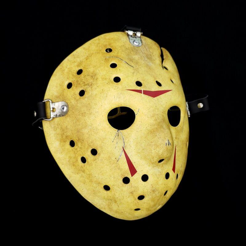 Mask Friday the 13th Part 8  Jason Takes Manhattan jason voorhees horror slahers