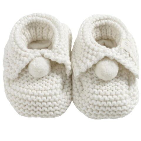 Bio Baby Schuhe Strickschuhe Erstlingsschuhe Natures Purest ...