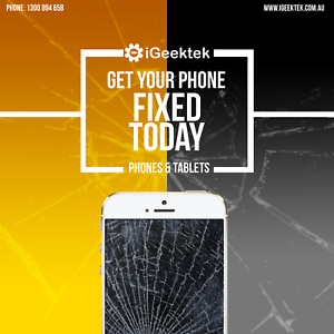Phone Repairs - WE COME TO YOU - NO CALL OUT FEE!
