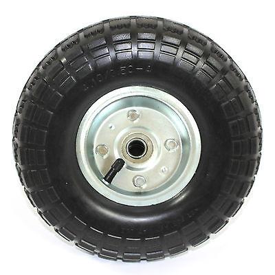 Sackkarrenrad 26cm Luftrad Bollerwagen-Räder Schubkarre Luft-Reifen 4.10/3.50-4