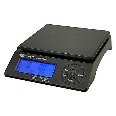 My Weigh Ultraship-u2 Usps Digital Postal Shipping Scale W Backlit Lcd Display