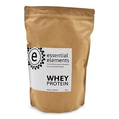 Whey Protein Pulver, 750g, Low-Carb Eiweiß Pulver, Yogashake, Molkenprotein
