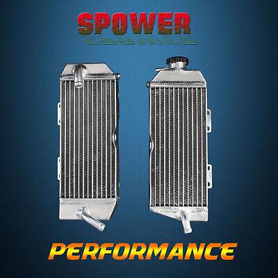 2-Row/Core Aluminum Radiator For Yamaha YZ450F WR450F 00-05 A Pair