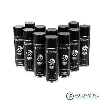 Bremsenreiniger Teilereiniger Entfetter Sprühdose Acetonfrei Spraydose 12x500ml online kaufen
