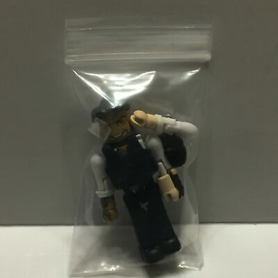 New Minimates Ulysses Klaue from Black Panther Movie Minifigure