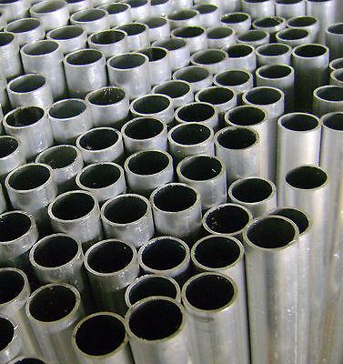 Aluminum Round Tubing - 34 Od X .050 X 48 Long New