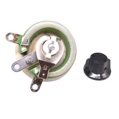50w 300 Ohm High Power Wirewound Potentiometer Rheostat Variable Resistor