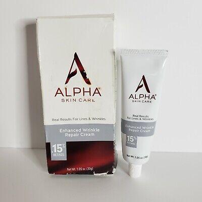 Alpha Skin Care Enhanced Wrinkle Repair Cream .15% Retinol