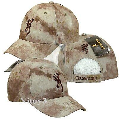 7c062672 Browning Javelin Baseball Cap-Hat Men One Size