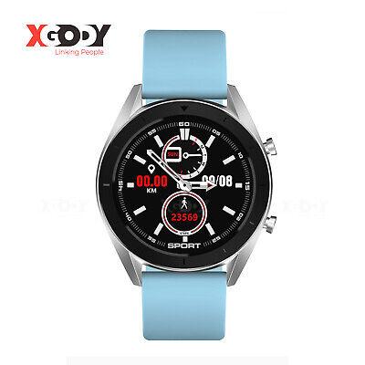 XGODY Smart Watch ECG+PPG Blood Pressure Oxygen Fitness Trac