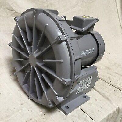 Fuji Electric Vfz501a-7w 2.7 Hp Regenerative Blower 3 Phase 230460 Voltage