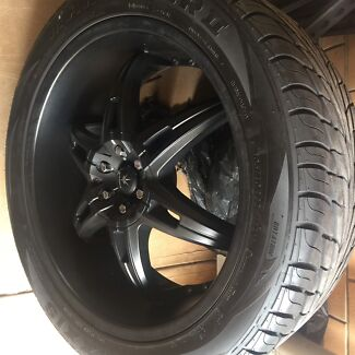"""22"""" rims for sale Adelaide CBD Adelaide City Preview"""